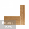 Oak Shaker Architrave Fully Finished