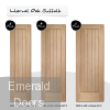 Suffolk Oak Door Panel Profiles