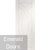 Treviso White Primed Internal Door