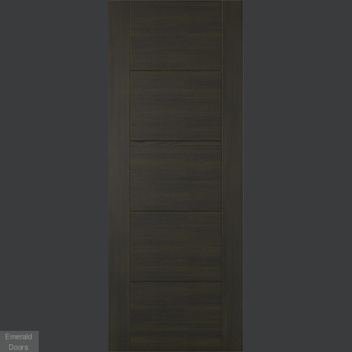 Vancouver Smoked Oak Internal Fire Door