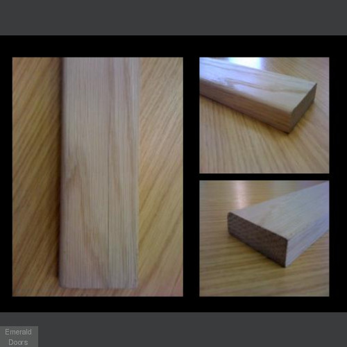 Solid Oak Pencil Round Architrave