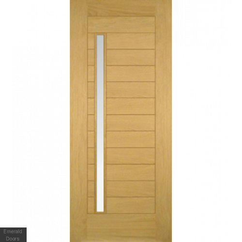 Oslo Oak External Door
