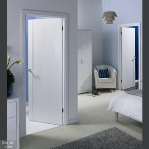 Sierra Blanco Fire Door