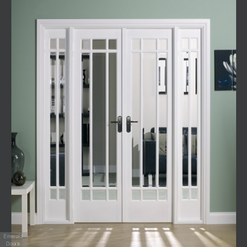 Manhattan White W6 Room Divider