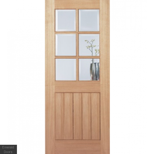 Mexicano Oak 6L Fully Finished Doors