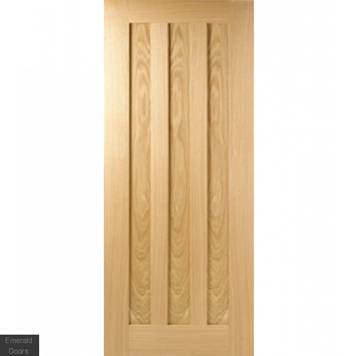 Idaho Oak Prefinished Fire Door