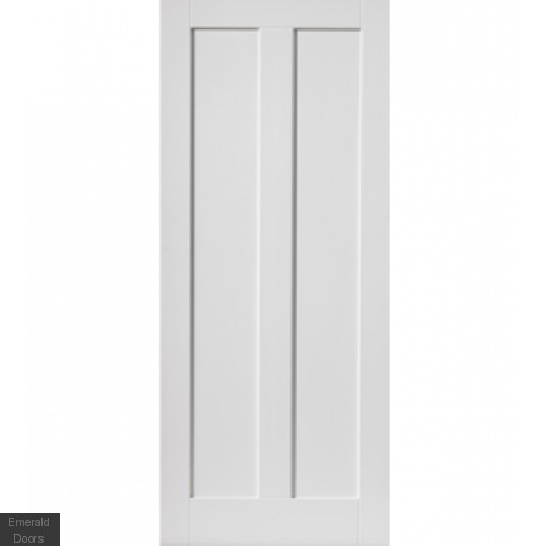 Barbados White Internal Door