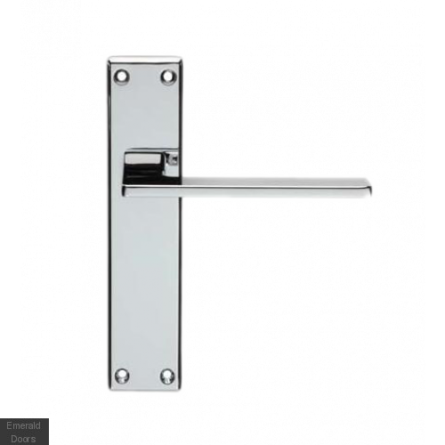 Zone Lever on Backplate