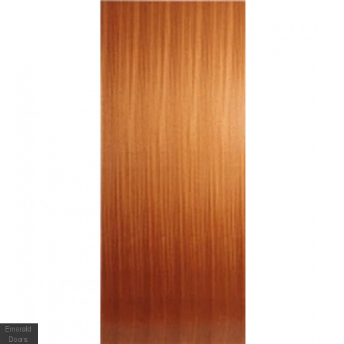 Sapele Flush FD30 Fire Door