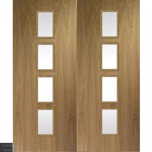 Custom Made Fire Door HBO2 Pair