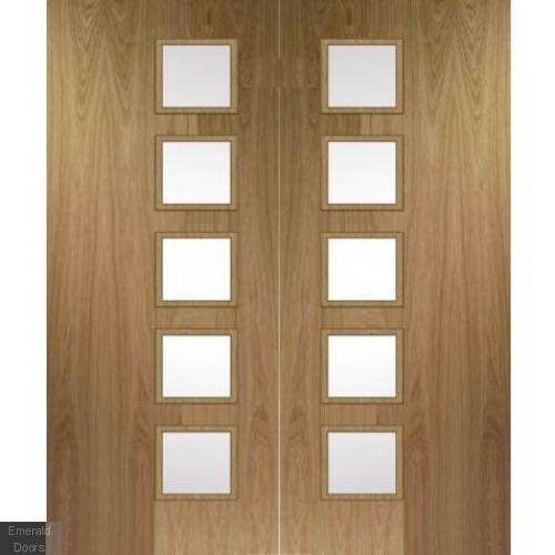 Custom Made Fire Door HBO3 Pair