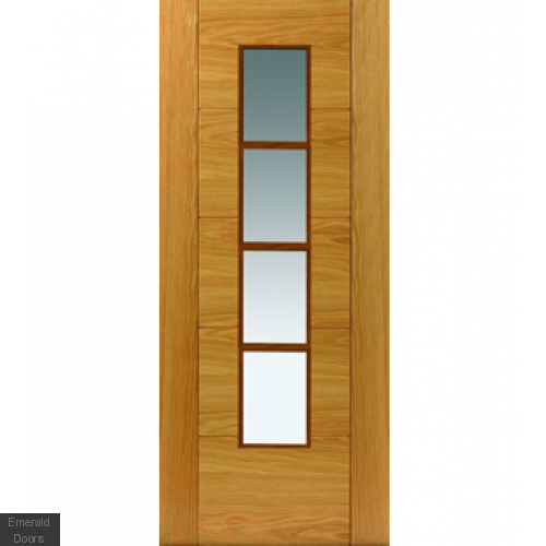 River Oak Bela 4L Glazed Internal