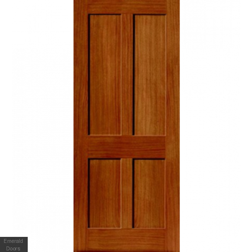 Oak Rushmore Fire Door