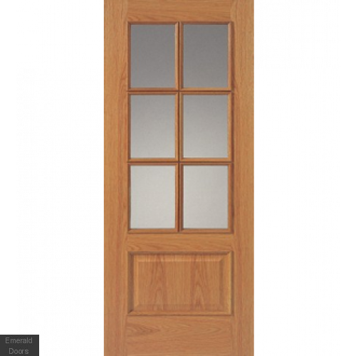 Royale Traditional 12-6VM Fire Door