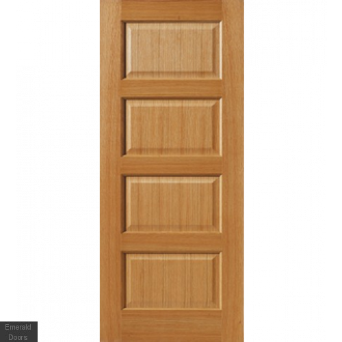 River Oak Mersey Fire Door
