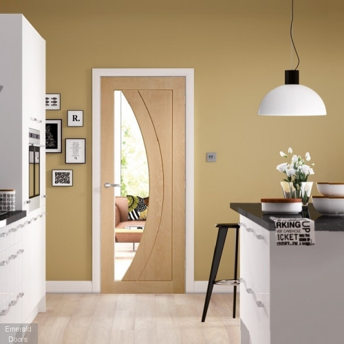 SALERNO OAK GLAZED INTERNAL