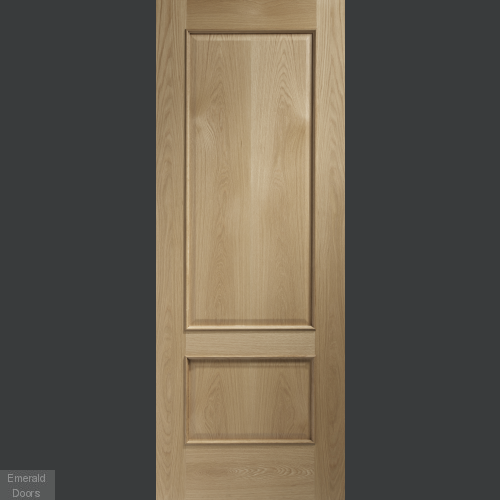 Andria Oak Door with Raised Mouldings