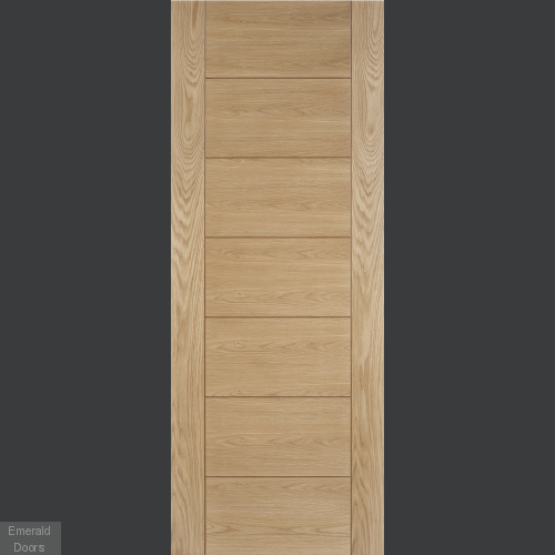 new arrival df0d3 1cbe3 Hampshire Oak Internal Door Fully Finished