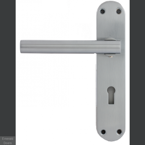 Marne Lever On Backplate Key Lock SC
