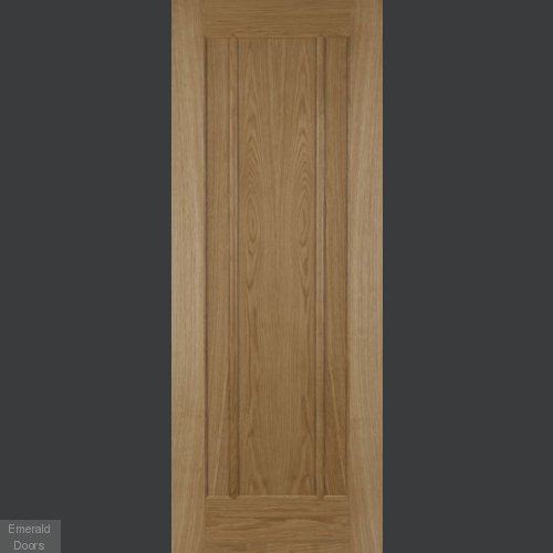 Salisbury 3 Panel Internal Oak Door