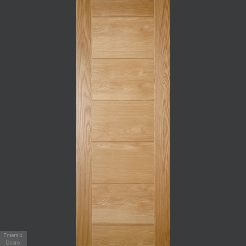 Seville Oak Fire Door