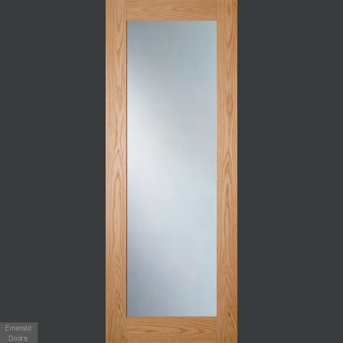 Walden Internal Door With Clear Glass