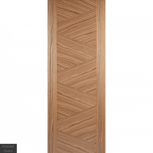 Walnut Zeus Internal Fire Door Fully Finished