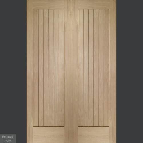 Suffolk Oak Custom Made French Doors