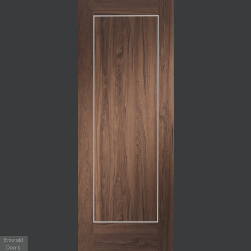 Varese Walnut Pocket Door System