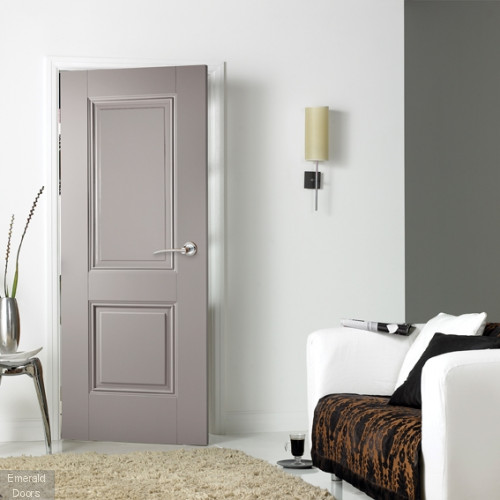 Grey Arnhem 2 Panel Internal Roomset