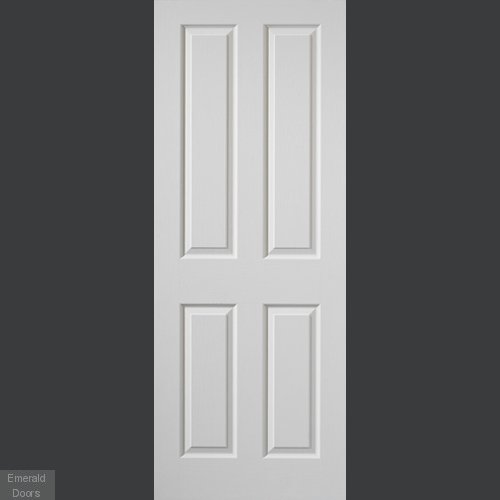 Moulded Flush Canterbury Smooth Fire Door
