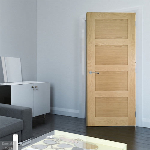 Coventry Internal Oak Fire Door Fully Finished & Buy Coventry Internal Oak Fire Door Fully Finished | Emerald Doors