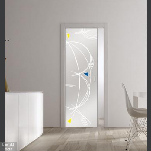 9531 Glass Door