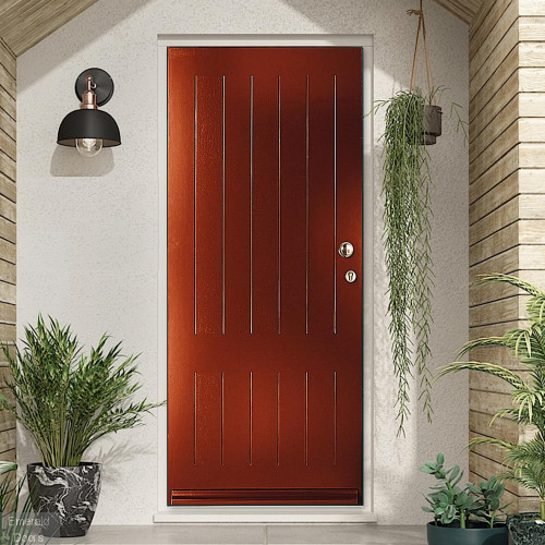 Model 1311 Custom Made Cottage Style External Door