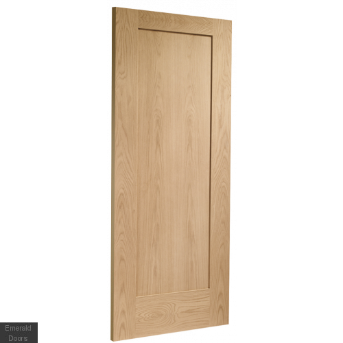 Pattern 10 Oak Prefinished Door