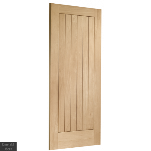 Suffolk Oak Prefinished Door