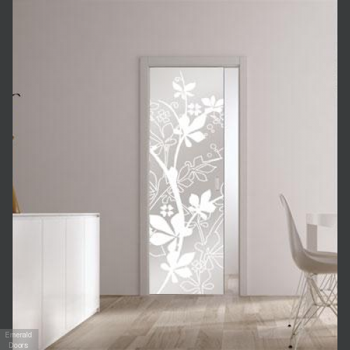9523 Glass Door