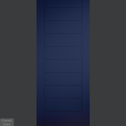 Modena Tricoya Painted External Doors