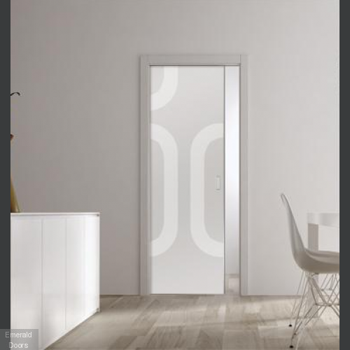 9504 Glass Door