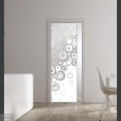 9519 Glass Door