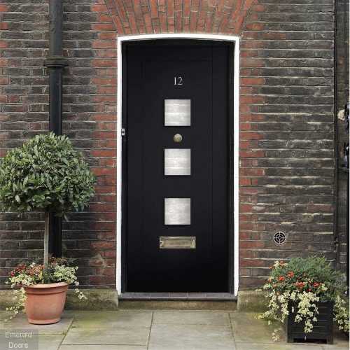 Turin Tricoya Painted External Door