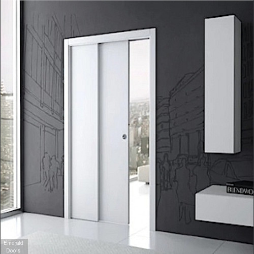 Telescopic Pocket Door System Single Pocket Door Systems