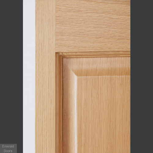 6 Leaf Oak Bardsley 4 Panel Bi-Folding Set