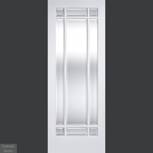 Manhattan White Internal Door