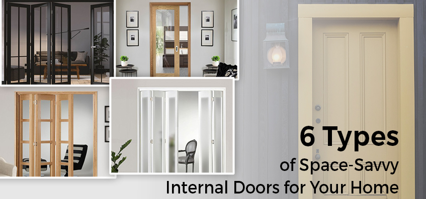 6 Types of Space-Savvy Internal Doors for Your Home