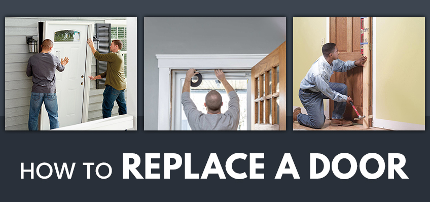How to Replace a Door