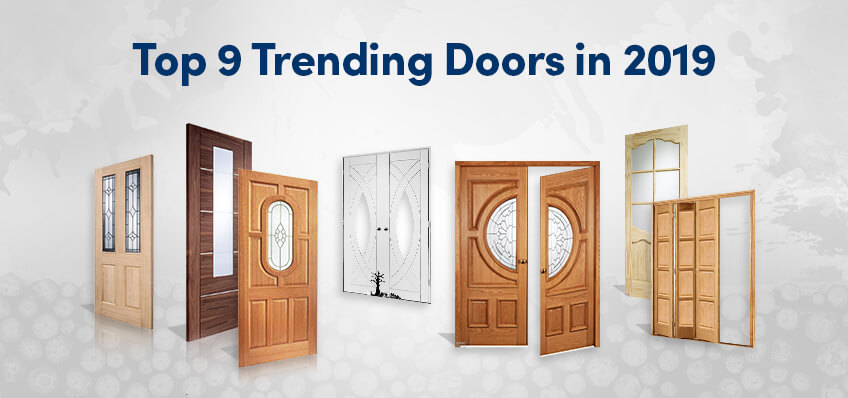 Top 9 Trending Doors in 2019