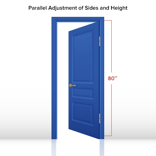 Parallel Adjustment of Sides and Height