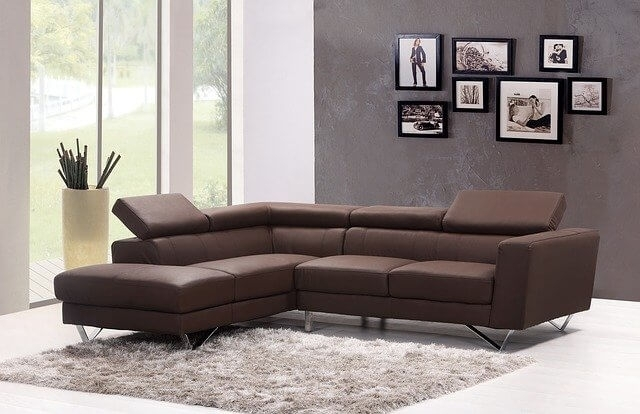 L-Shaped Sofas Are Perfect
