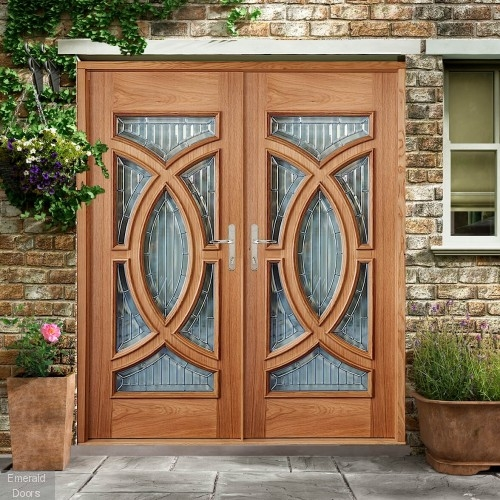 Majestic Grand Entrance Doors